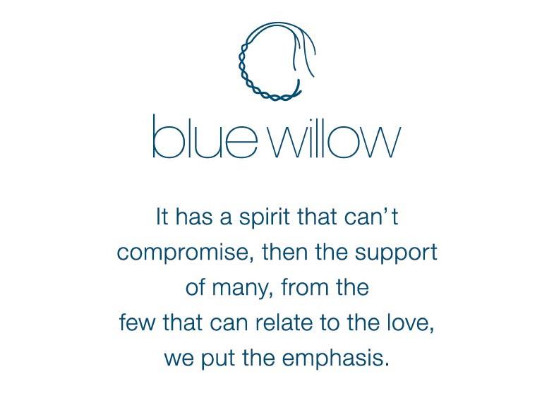 人気ブランド【blue willow】<br>夏のハッピーバッグ販売!!